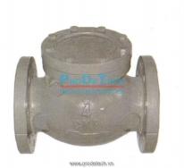 Cast iron swing check valve